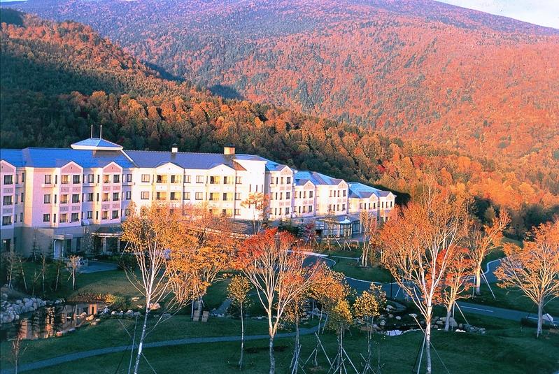 紅葉ホテル
