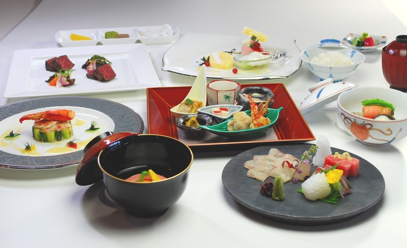 30周年記念和洋折衷コース『輝-kagayaki-』