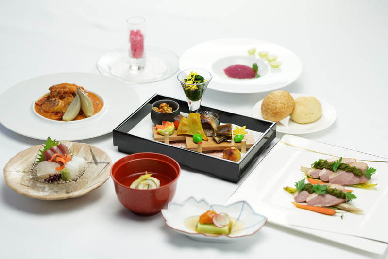 【30周年記念コース】和洋折衷 高嶺(たかね)1泊2食付プラン
